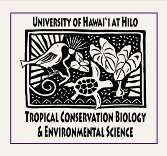 University of Hawaiʻi at Hilo – Tropical Conservation Biology and Environmental Science (ELP)